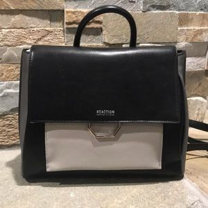 NWT Kenneth Cole medium color block backpack